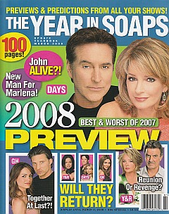 Year In Soaps March 2008