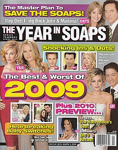 2010 Soap Opera Update Yearbook