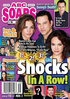 ABC Soaps In Depth March 3, 2014