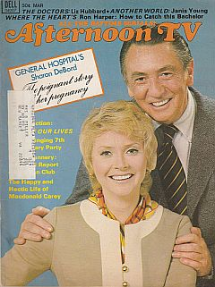 Afternoon TV March 1973