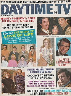 Daytime TV - March 1974