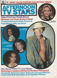 Afternoon TV Stars March 1975