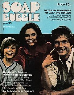 Soap Bubble March 1976