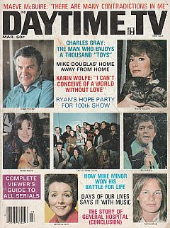Daytime TV - March 1976