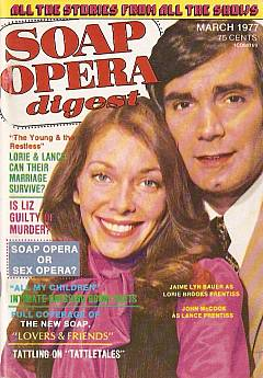 Soap Opera Digest March 1977