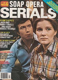 Soap Opera Serials March 1977