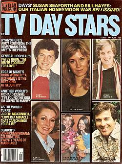 TV Day Stars March 1977