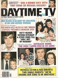 Daytime TV - March 1978