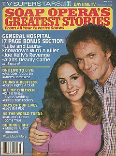 Soap Opera's Greatest Stories March 1981