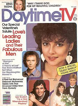 Daytime TV - March 1983