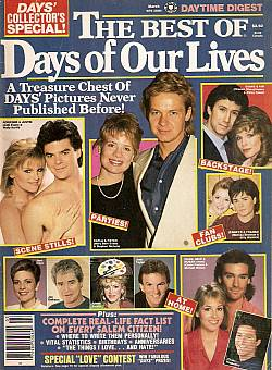 March 1988 Best Of Days Of Our Lives