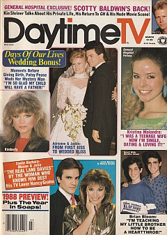 Daytime TV - March 1988