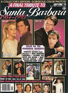 1993 Santa Barbara Tribute Issue
