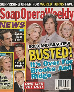 Soap Opera Weekly March 1, 2005