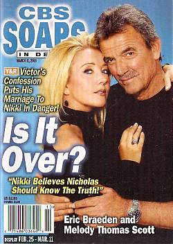 CBS Soaps In Depth March 11, 2003
