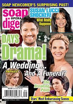 Soap Opera Digest March 1, 2011