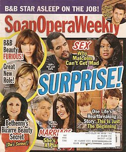 Soap Opera Weekly - March 1, 2011
