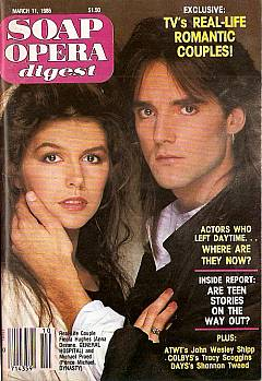 Soap Opera Digest March 11, 1986