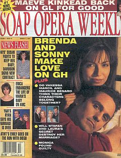 Soap Opera Weekly March 11, 1997