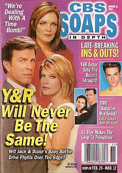 CBS Soaps In Depth March 12, 2002