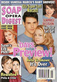 Soap Opera Digest March 12, 2002