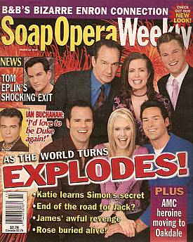 Soap Opera Weekly March 12, 2002