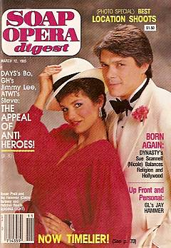 March 12, 1985 Soap Opera Digest