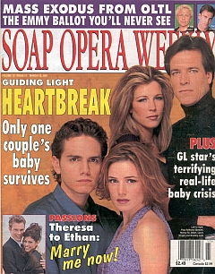 Soap Opera Weekly March 13, 2001