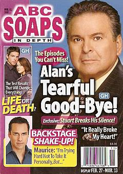 ABC Soaps In Depth March 13, 2007