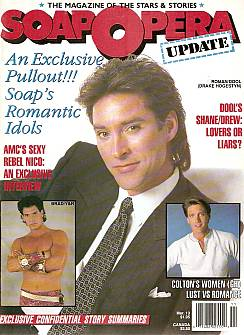Soap Opera Update - March 13, 1989