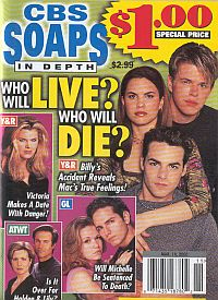 CBS Soaps In Depth March 14, 2000
