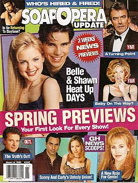 Soap Opera Update March 14, 2000