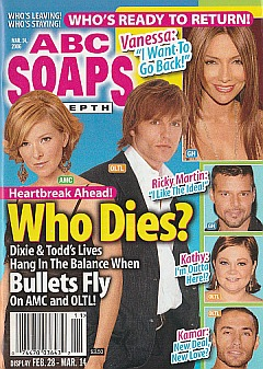 ABC Soaps In Depth March 14, 2006