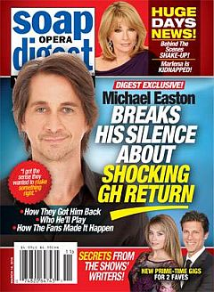 Soap Opera Digest March 14, 2016
