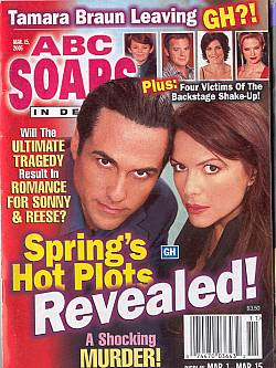 ABC Soaps In Depth March 15, 2005