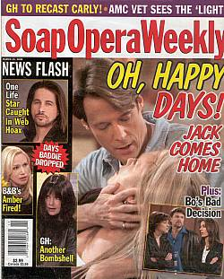 Soap Opera Weekly March 15, 2005
