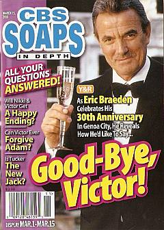 CBS Soaps In Depth March 15, 2010