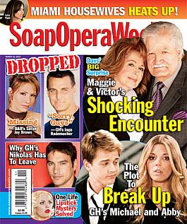 Soap Opera Weekly - March 15, 2011