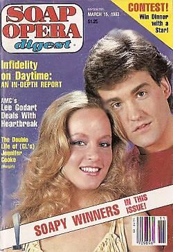 March 15, 1983 Soap Opera Digest