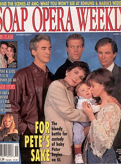 Soap Opera Weekly March 15, 1994