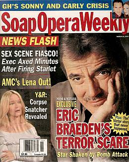 Soap Opera Weekly March 16, 2004