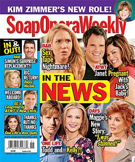 Soap Opera Weekly March 16, 2010