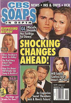 CBS Soaps In Depth March 16, 1999
