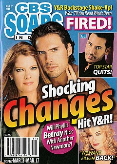 CBS Soaps In Depth March 17, 2008