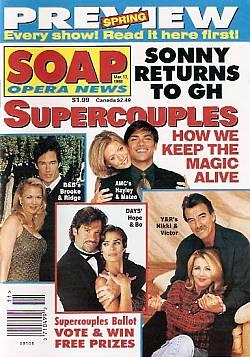 Soap Opera News March 17, 1998