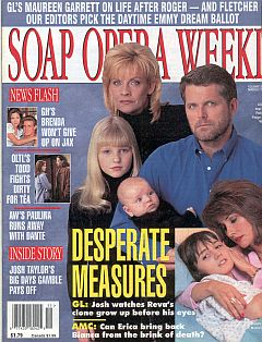 Soap Opera Weekly March 17, 1998