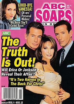 ABC Soaps In Depth March 18, 2003