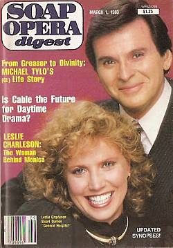 March 1, 1983 Soap Opera Digest