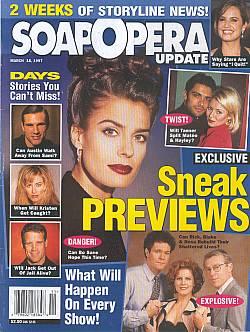 Soap Opera Update March 18, 1997