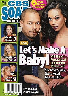 CBS Soaps In Depth - March 19, 2018